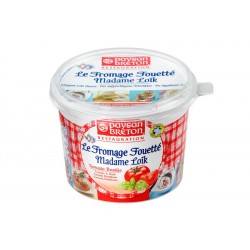 Fromage fouetté tomate-basilic 500 g