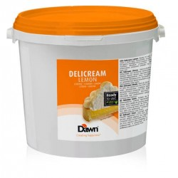 Fourrage citron Delicream 6 kg