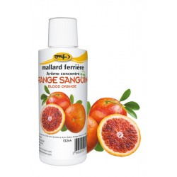 Arome naturel orange sanguine