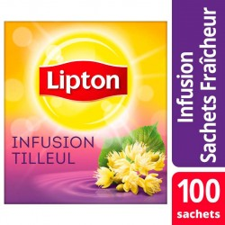 Infusion tilleuil x 100