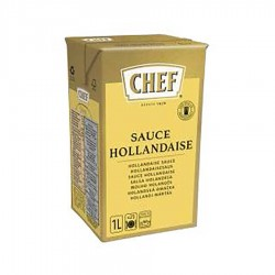 Sauce hollandaise en brique 1 L