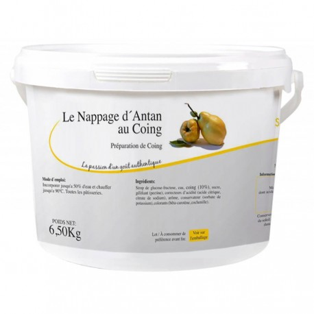 Nappage d'antan au coing 6.5 kg