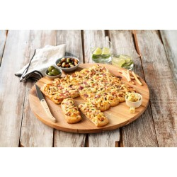 Planchizza bacon et mustard 500 g