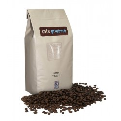Café grains progreso roma 70% arabica 30% robusta 1 kg