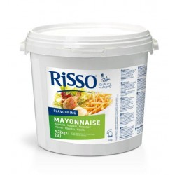Sauce snack risso mayonnaise 5 L