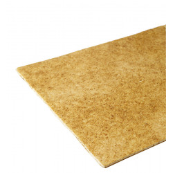Feuille dacquoise coco 580 x 375 x 7 mm x 6