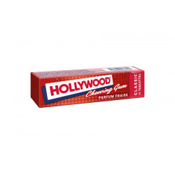 Chewing-gum fraise tablettes x 20