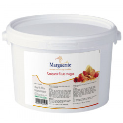 Croquant fruits rouges 4 kg
