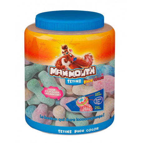 Mammouth Tétine Pica Color x 80