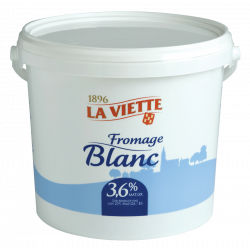 Fromage blanc 20 % MG 5 kg