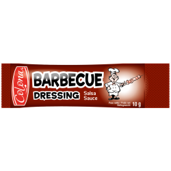 Sauce barbecue dressing 10 g x 500