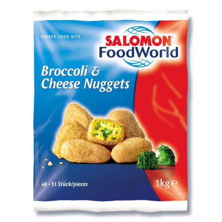 Nuggets brocolis-fromage 1 kg