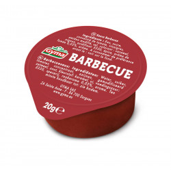 Sauce barbecue 20 g x 216